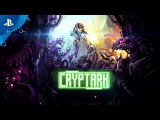 Cryptark - Launch Trailer  PS4