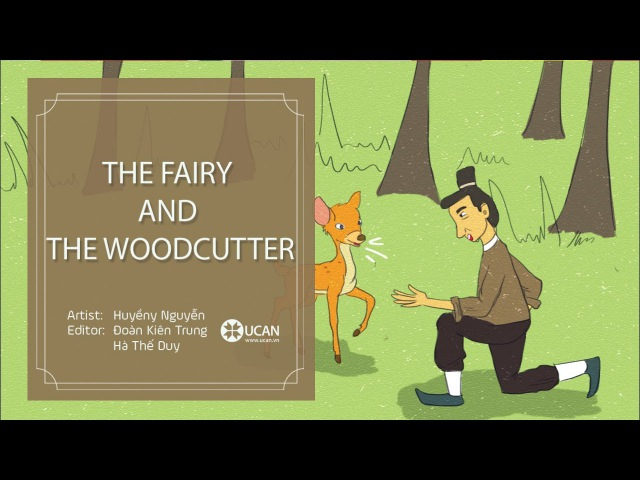 Learn English Listening | English Stories - 89. The Fairy and the woodcutter