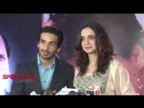 Sanaya irani and Mohit Sehgal At 4th National Yash Chopra Memorial Awards 2017
