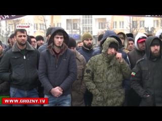 Родственники террористов,напавших на Грозный 17-18 декабря,прокляли главаря ИГ Багдади
