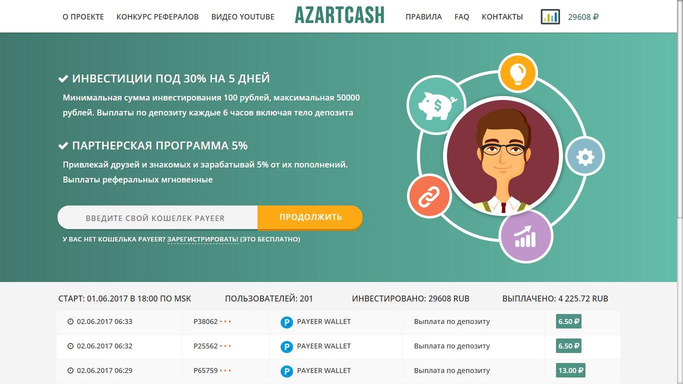 Azart Cash