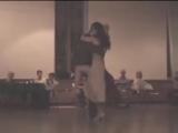 Lorena and Ariel Tango Canyengue