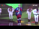 Mây Và Núi Sắc Màu - Team ST _ Tập 8 Mini Combat _ Remix New Generation - Hòa
