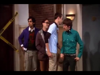 Big Bang Theory - She Blinded Me with Science - Tomas Dolby
