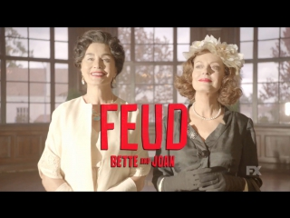 FEUD׃ Bette and Joan / Critics' Darling