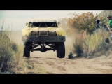 2011 SCORE Baja 1000 - At Race Mile 70 with the Monster Energy Off Road Team