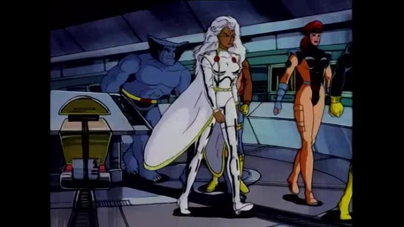 Люди Икс (4 сезон .3 серия) 1992