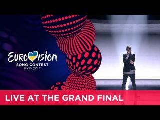 Евровидение 2017 Финал: Kristian Kostov - Beautiful Mess (Болгария) Eurovision Bulgaria