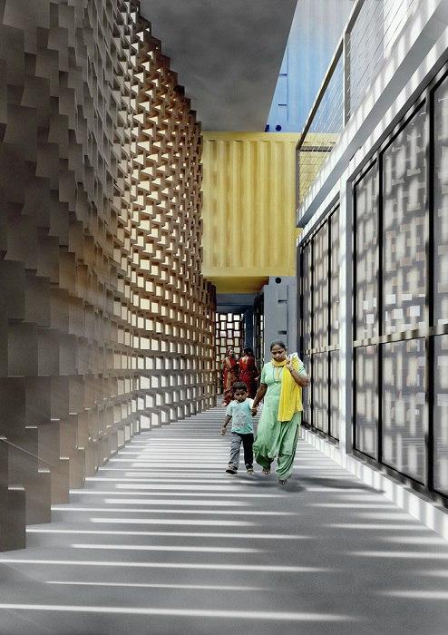 В последнее время архитекторы все чаще используют морские контейнеры в качестве основы для жилых домов, мотивируя их применение быстрым монтажом и недорогой стоимостью.