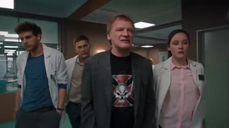 Доктор Рихтер. СКОРО. ПРОМО (Сериал 2017) Доктор Хаус (House, M.D.)