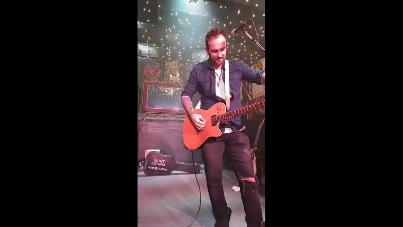 Adam Gontier - I Hate Everything About You @ John St. Pub, Arnprior, ON 28 Jul. 2017