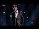 Fabrizio Moro - Portami via - Sanremo 2017 (070217)