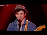 Max Milner performs Lose Yourself / Come Together - The Voice UK - Blind Auditions 1 - BBC One