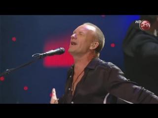 Sting - Desert Rose (HD) Live in Viña del mar 2011
