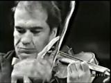 Ruggiero Ricci - 4th violin concerto by Niccolo Paganini