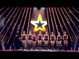 Лада Фристайл - степ-аэробика Минута Cлавы 2017