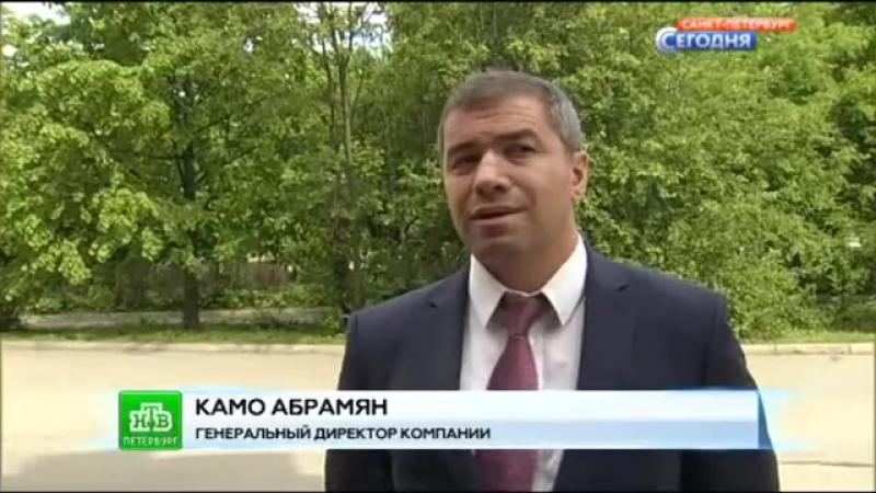 НТВ Техприбор открытие испытательного стенда