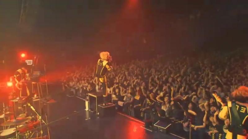 メトロノーム Metronome - 世界はみんな僕の敵 (Sekai wa Minna Boku no Teki) - PLEASE PUSH PLAY LIVE