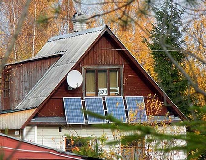 Монокристаллические и поликристаллические батареи для дома