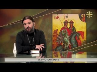 Святая правда - Благоверные князья Борис и Глеб – первые русские страстотерпцы.