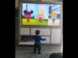 Лионель Месси выложил видео с танцами своего младшего сына Матео