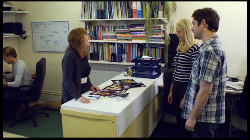Unit 3 episode 2_4 - first day in the office