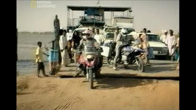 04.Долгий путь на юг. От Тобрука до Хартума