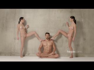 Hegre-Art - Julietta And Magdalena - Photo Shoot (18+) [эротика, порно, porno, XXX, Erotic, HD]