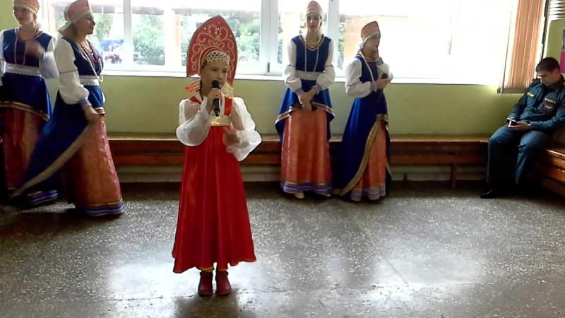 Кузя едет на коне! Надежда Лелькина Заостровка школа № 59