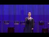 Вручение Гран-При ХIII регионального конкурса-фестиваля юных вокалистов академического направления, Оренбург, 2017
