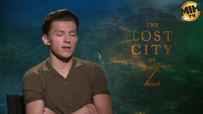Интервью Тома для MadeinHollywoodTV