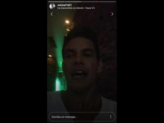 Adam archuleta and kevin warhol in a party (belami gay porn stars ) instagram live