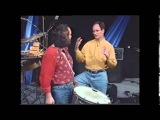 Airto Moreira - Brazilian Percussion (percussion instructional video)