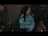 Noah Cyrus - Almost Famous [Acoustic Performance]