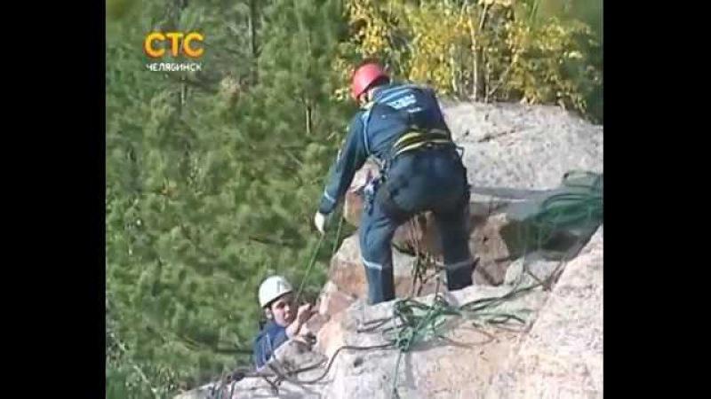 Тактико-специальные учения спасателей Челябинской городской службы спасения
