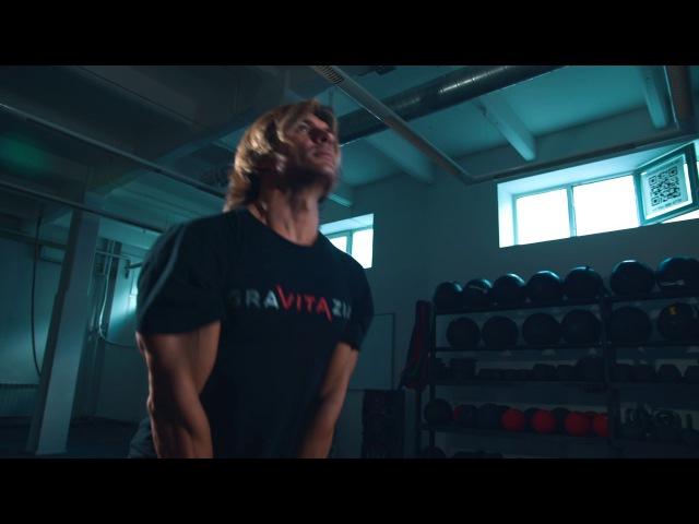 Кроссфит с гирями: комплекс упражнений