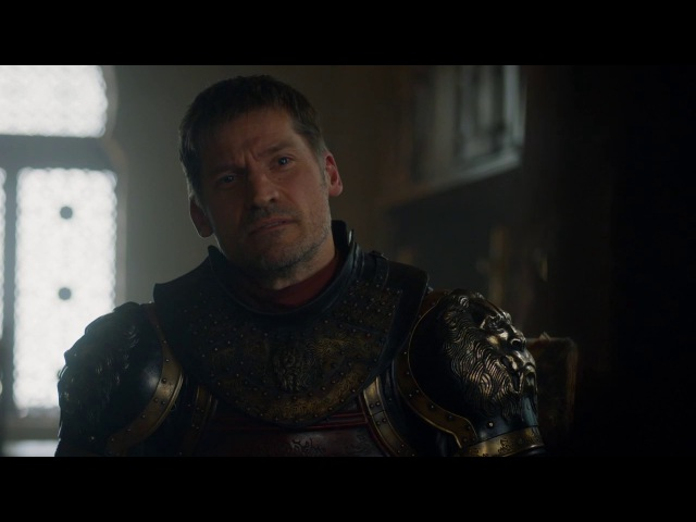 Game of Thrones 7x03 - Jaime Lannister and Olenna Tyrell