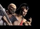 Mortal Kombat 9 - Baraka/Sheeva Tag Ladder (EXPERT)