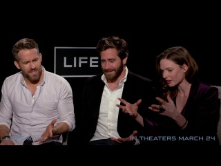 LIFE - Cast Rapid Fire Q&A