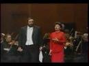 Mariella Devia - Luciano Pavarotti - Lucia duet - part 2