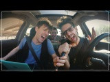BELIEVER - Imagine Dragons - CAR STYLE - KHS &amp Will Champlin Cover