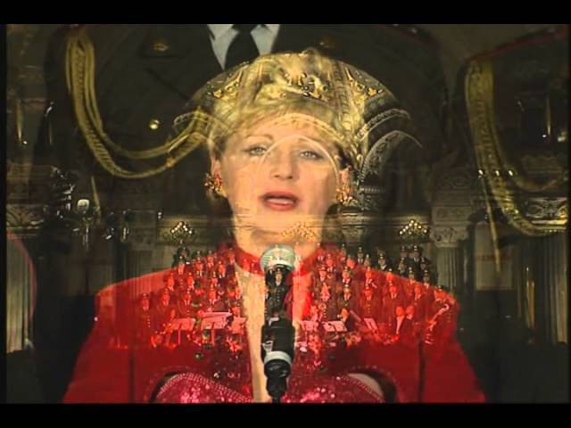 Jeane Manson les Choeurs de l'Armee Rouge chantent NOEL: Ave Marie