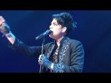 Adam Lambert WHATAYA WANT FROM ME Glam Nation Tour (HammondChicago)