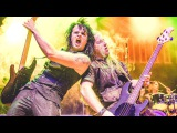 KISSIN' DYNAMITE - I Will Be King (Live)  official clip  AFM Records