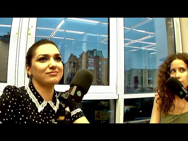 Оперная певица Лена Белкина в гостях у радио Аристократы