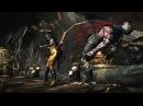 Все фаталити в Mortal Kombat X ОЧЕНЬ жестокая игра
