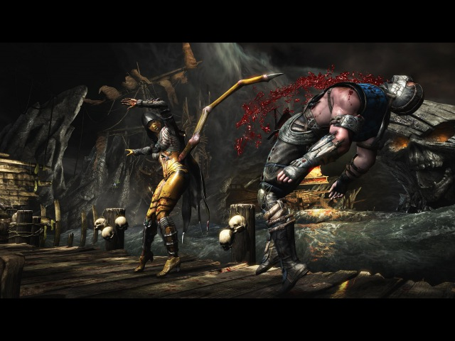 Все фаталити в Mortal Kombat X (all fatalities)