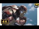 Железный Человек спасает Людей, выпавших из СамолетаБорт №1 Железный человек 3 4K ULTRA HD