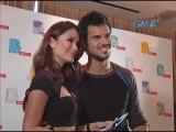 Heart Evangelistas heart-to-heart talk with Taylor Lautner