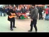 Бомж танцует под дабстеп  Homeless Dancing Dubstep